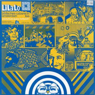 first LP Lilalo 1969